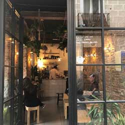 Plantate Cafe in Madrid