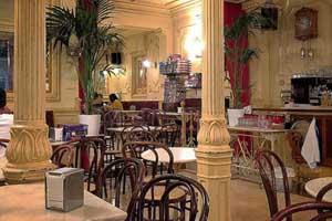 Cafe Manuela in Madrid